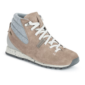 AKU Bellamont Gaia GTX Mid Shoes Women sand/pink
